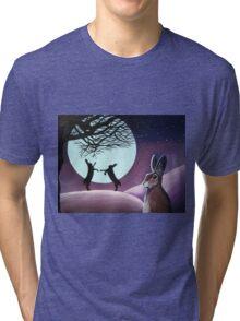 Moondance Tri-blend T-Shirt