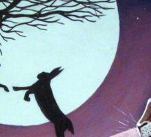 Moondance Sticker