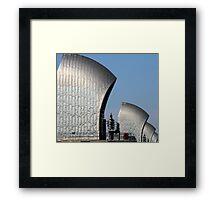 Thames Barrier 11 Framed Print