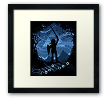 Song of Storms Framed Print