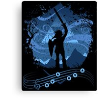Song of Storms Canvas Print