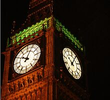 Big Ben by BritishYank