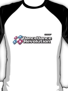 Dance Dance Revolution by Konami T-Shirt