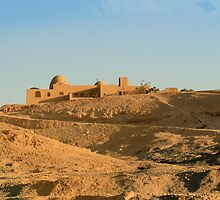 Howard Carter house in Valley of Kings by rhallam
