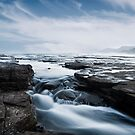 Running Rock Pools - Australian Coast by TMphotography