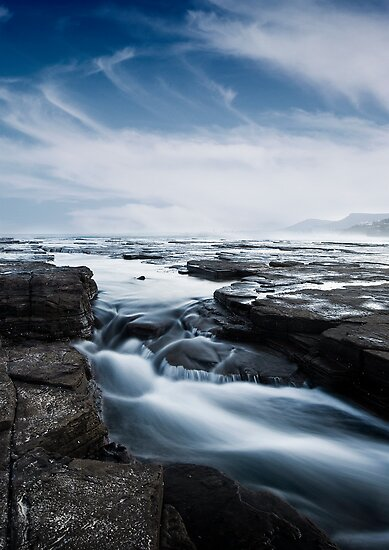Running Rock Pools - Australian Coast by TMphotography