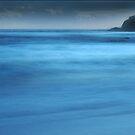 blue silk sea by carol brandt