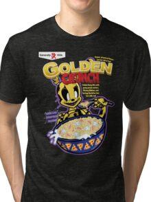 Taste That Golden Crunch! Tri-blend T-Shirt