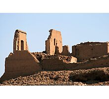 Edfu Temple 4 Photographic Print