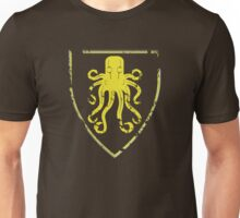 Greyjoy Classic Castle (distressed) Unisex T-Shirt