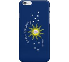 Key West Flag iPhone Case/Skin