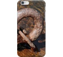 Rusty Ring iPhone Case/Skin