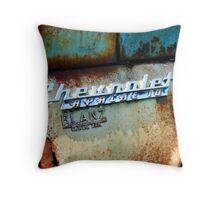 Chevrolet Apache 10 Throw Pillow