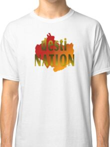 Travel To A Desti Nation Classic T-Shirt