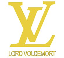 Louis Voldemort Photographic Print