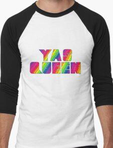 Broad City YAS QUEEN Men's Baseball ¾ T-Shirt