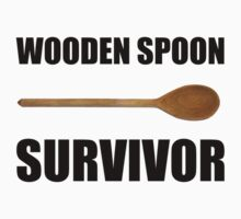 Wooden Spoon Survivor Kids Clothes