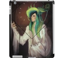 Forest God Guardian iPad Case/Skin