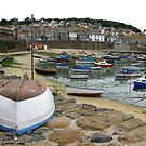 Mousehole by Jenny Wood