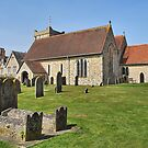 St . Mary The Virgin  Selborne by relayer51