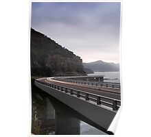 The Sea Cliff Bridge Poster