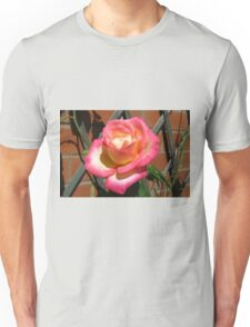 Radiant Rose Beauty Unisex T-Shirt