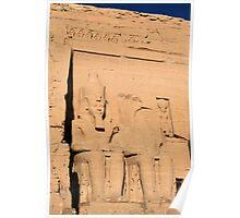Abu Simbel Temple 6 Poster