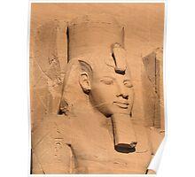 Abu Simbel Temple 19 Poster