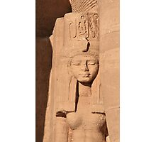 Abu Simbel Temple 31 Photographic Print