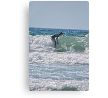 Surfing USA Canvas Print