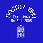 Doctor Who - Anniversary Design by Amanda Vontobel Photography/Random Fandom Stuff