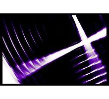 Neon Lighting Photographic Print