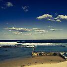 Public Pool - NSW coast Australia by TMphotography