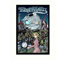 Rosemary #1 Cover Art Print