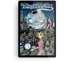 Rosemary #1 Cover Metal Print