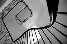 Staircase by Stuart Robertson Reynolds