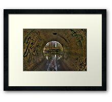 Kube $ Framed Print