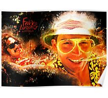 Fear and Loathing in Las Vegas - Alternative Movie Poster Poster