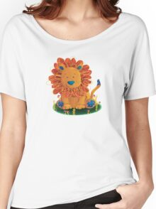 Little Lion Women's Relaxed Fit T-Shirt