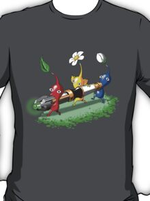 Pikmin Who T-Shirt