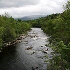 River Tay Scotland by rhallam
