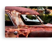 Out-Casted  ( BoneYard Series ) Canvas Print