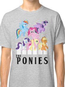 The Ponies - Beatles inspired Classic T-Shirt