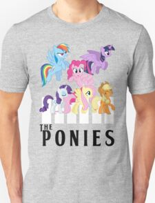 The Ponies - Beatles inspired Unisex T-Shirt