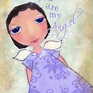 mom, you are my angel by aquaarte
