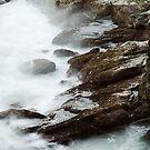 Misty Rocks - Australian Coast by TMphotography