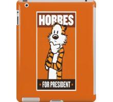 President Hobbes iPad Case/Skin