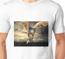 Death Comes on Silent Wings Unisex T-Shirt