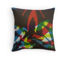 Castaway (from Meditations on Moby Dick) Throw Pillow