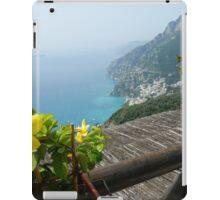 Ischia, Italy iPad Case/Skin